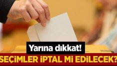 2019 İstanbul Seçimleri Tekrar mı Edilecek?
