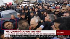 21 nisan 2019 Kemal kılıçdaroğlu'na saldırı görüntüleri