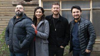 Netflix'in Yeni Türk Komedi Dizisi Elli Metre Kare ( 50M2 )